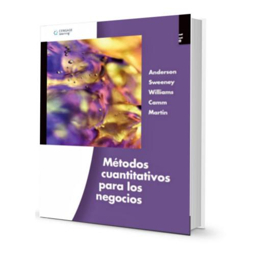 Metodos Cuantitativos para los Negocios - Anderson 11th - PDF - Ebook
