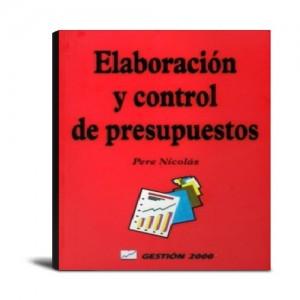 Elaboracion y control de presupuestos - Pere Nicolas - PDF - Ebook