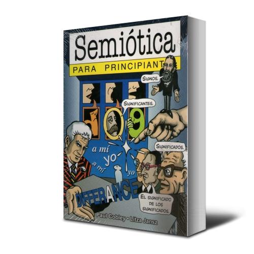 Semiotica para principiantes  -  paul cobley - litza Jansz - PDF - Ebook