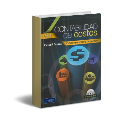 Contabilidad de costos. - 3 ed - Carlos Cuevas - PDF - Ebook
