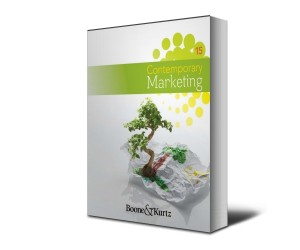 Contemporary Marketing - Boone & Kurtz -  PDF