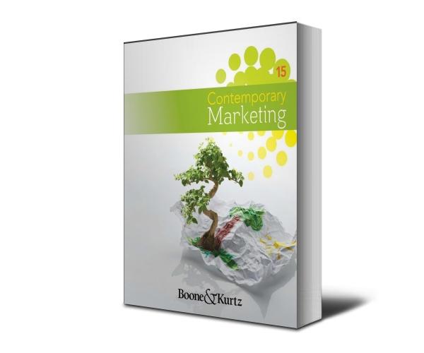 Contemporary Marketing - Boone & Kurtz -  PDF