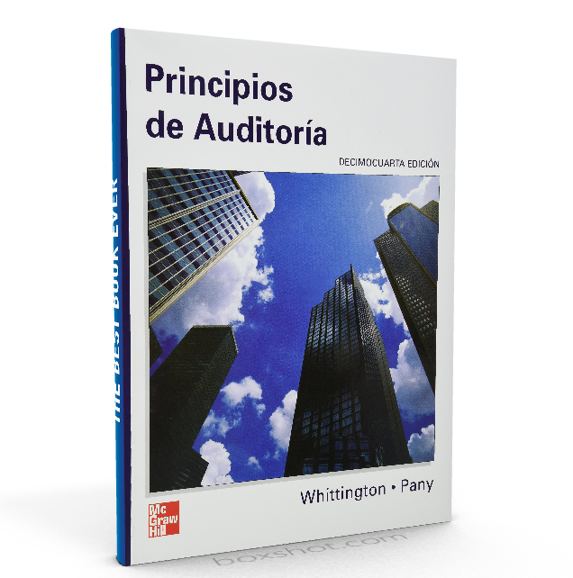 Principios de auditoria - Whittington - pany - PDF