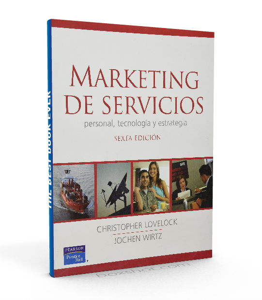 Marketing de servicios- personal, tecnologia y estrategia -  Christopher Lovelock - PDF