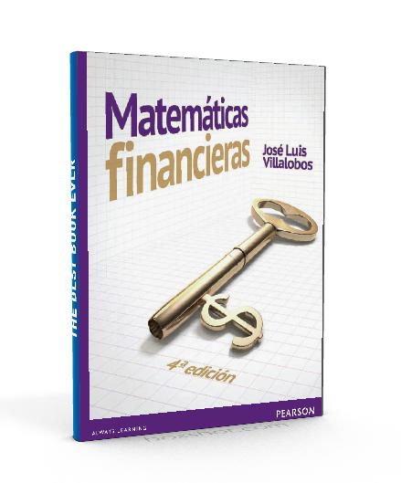 Matemáticas Financieras – José Luis Villalobos – PDF