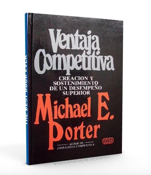 Ventaja competitiva - Michael Porter - PDF