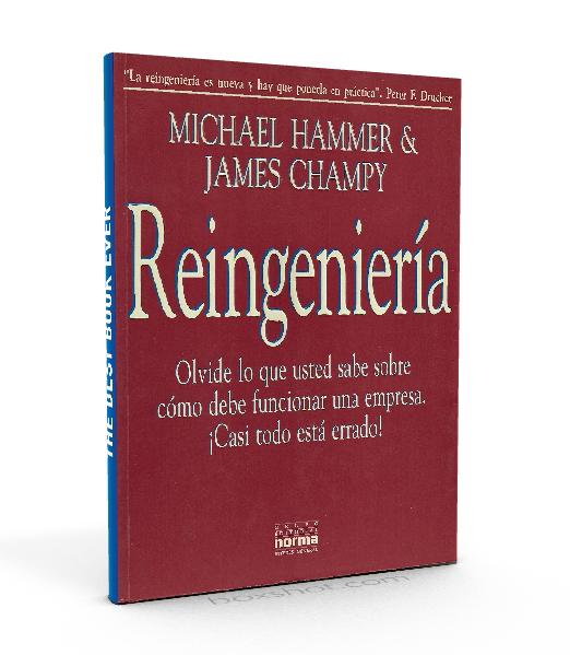 Reingenieria - Hammer Y Champy - PDF