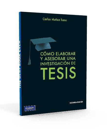Como elaborar y asesorar una investigacion de Tesis - Carlos muñoz Razo - PDF