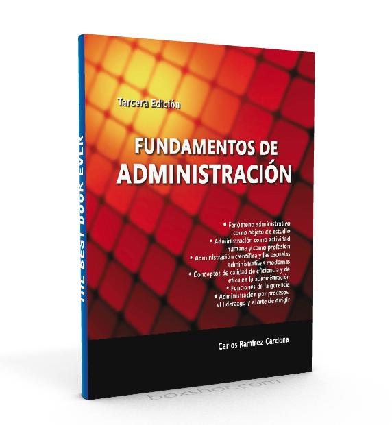 Fundamentos de Administración - Carlos Ramirez Cardona - PDF