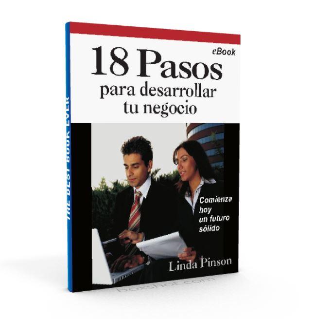 18 pasos para desarrollar tu negocio - Linda Pinson - PDF