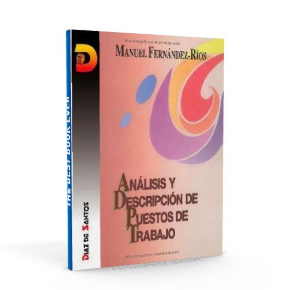 Analisis y descripcion de puestos de trabajo - Manuel Fernandez - Rios - PDF