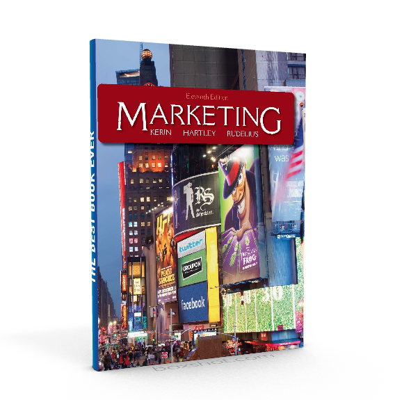 Marketing - Kerin - Hartley - Rudelius - PDF