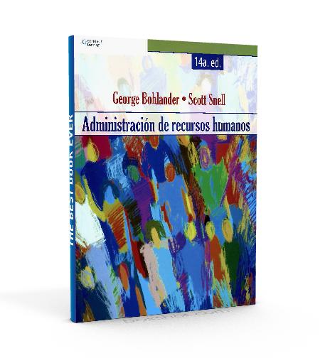 Administracion de recursos humanos - George Bohlander - pdf