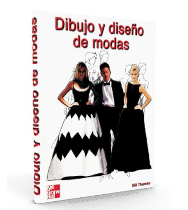 Dibujo y diseño de modas - Bill Thames - PDF