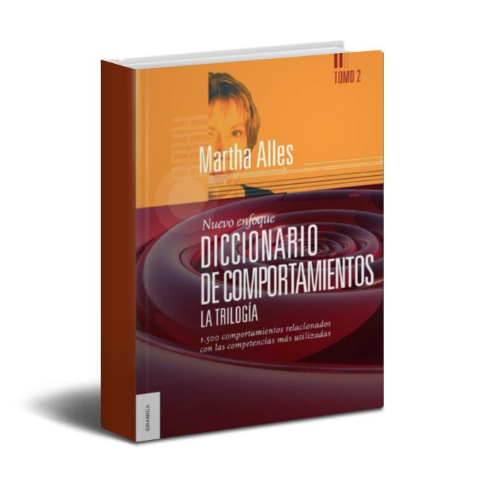 Diccionario de comportamientos -  Tomo 2 - Martha Alles - PDF
