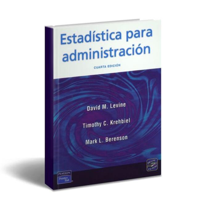 Estadística para administración - David Levine