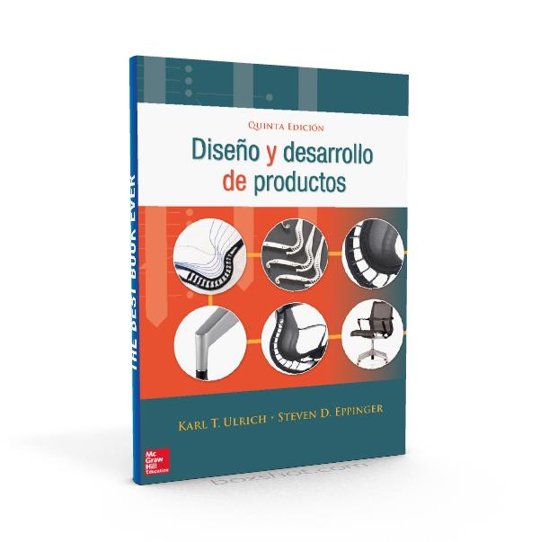 Diseño y desarrollo de productos - Ulrich - Eppinger - PDF