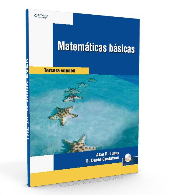 Matemáticas Básicas - Alan Tussy - PDF
