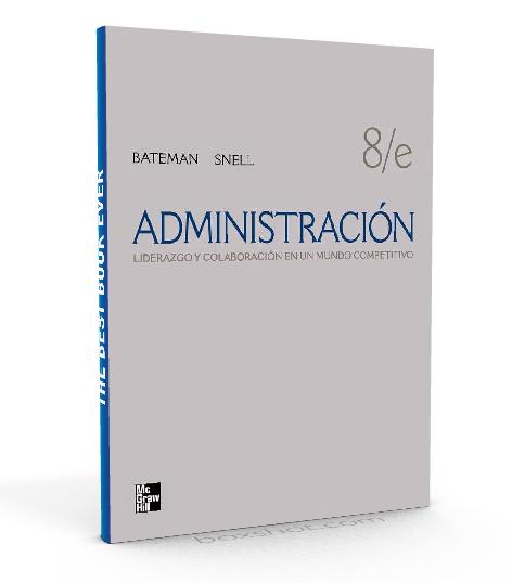 Administración - Bateman - Snell - PDF