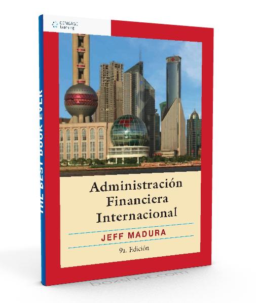 Administracion Financiera internacional - Jeff Madura - PDF