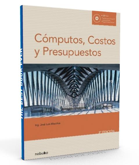 Cómputos costos y presupuestos - Jose Luis - PDF