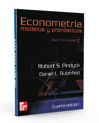 Econometria modelos y pronósticos - Robert Pindyck - PDF