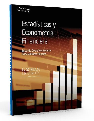 Estadística y econometria financiera - Eduardo Court Monteverde  - PDF