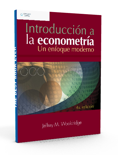 Introducción a la econometria un enfoque moderno Jeffrey wooldridge