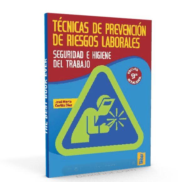 Tecnicas Prevencion Riesgos Laborales - Jose Maria Cortes Diaz  - PDF