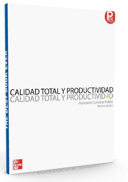 Calidad total y productividad 3 ED - Humberto Pulido - Ebook - PDF
