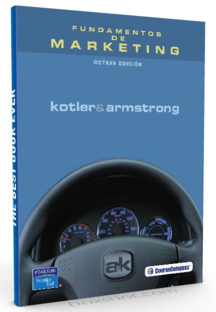 Fundamentos de Marketing - 8Ed - Kotler - Armstrong - Ebook