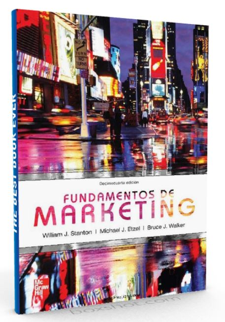Fundamentos de marketing - 14ED - Stanton - Etzel - Walker - PDF