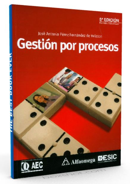 Gestion por procesos - 5ED - Jose Fernández de Velasco - Ebook