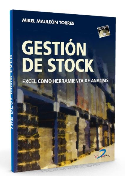 Gestión de stock - Mikel Mauleon - Ebook - PDF