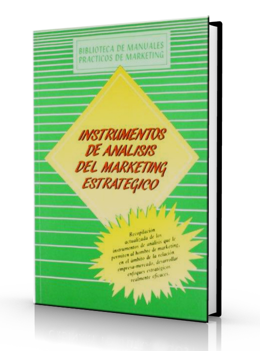 Instrumentos de análisis del marketing estratégico - Ebook - PDF