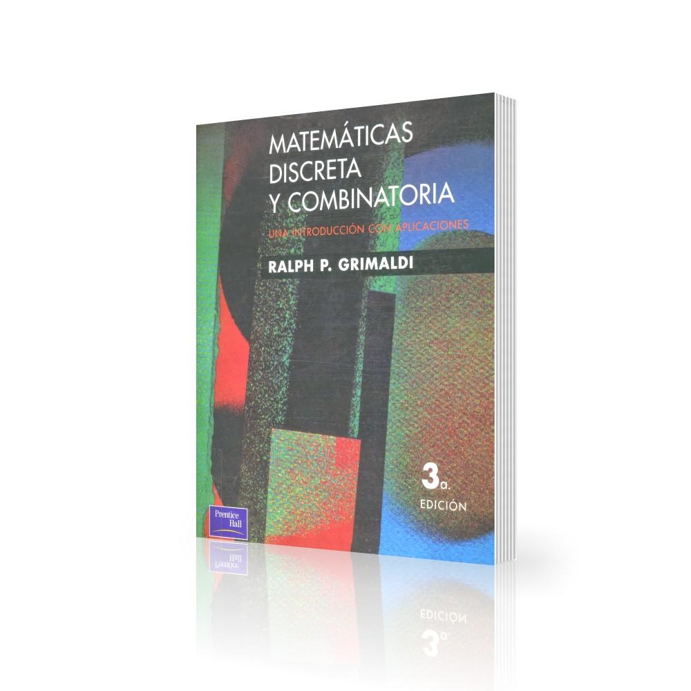Matematicas discretas y combinatoria - Ralph Grimaldi - Ebook - PDF
