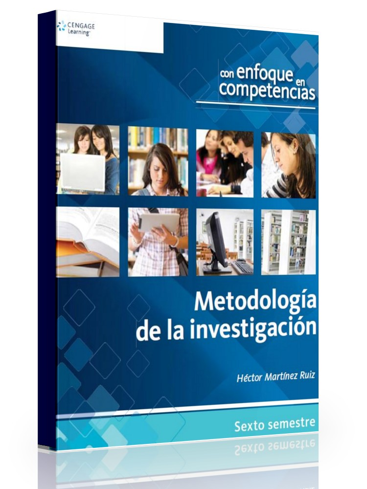 Metodología de la investigación - Héctor Martínez Ruiz - Ebook - PDF