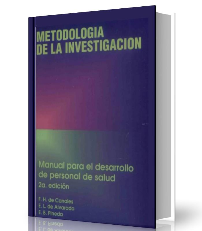 Metodologia de la investigacion - Personal de salud - Elia Pineda - Ebook - PDF