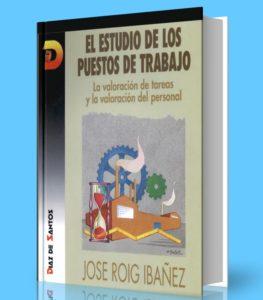 El estudio de los puestos de trabajo - Jose Roig Ibañez - PDF - Ebook