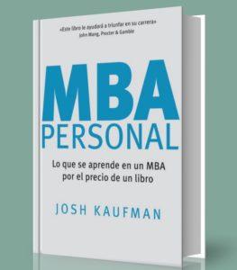 MBA Personal - Josh Kaufman - PDF - Ebook