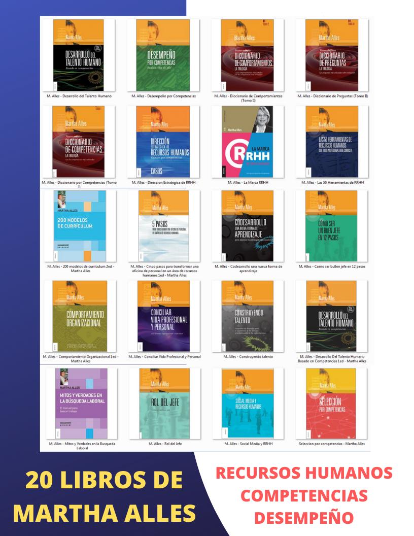20 Libros De La Autora Martha Alles Español Completos En Pdf Ebooklibros Ayuda
